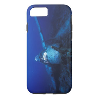 Micronesia, Palau, World Heritage Site. WWII iPhone 7 Case