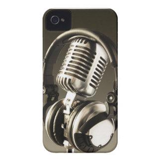 Microphone & Headphone Case Cover