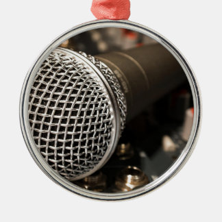 Microphone Mixer Cable Microphone Cable Singing Metal Ornament