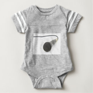 Microphone - Talk to me Baby Bodysuit