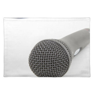 Microphone - Talk to me Placemat