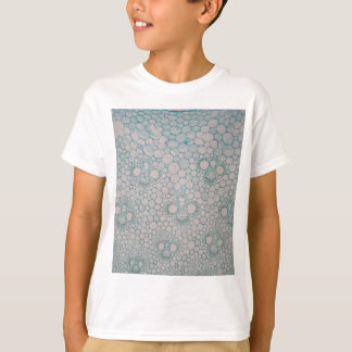 Microscope photo of a bamboo stem. T-Shirt