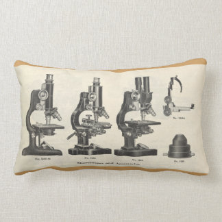 Microscopes Lumbar Pillow
