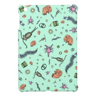 Microscopic animals iPad mini cover