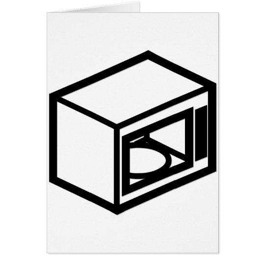 Microwave Card