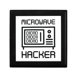 Microwave Hacker Gift Box