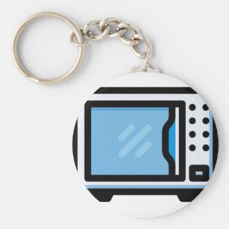 Microwave Keychain