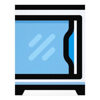 Microwave Letterhead