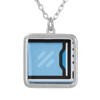 Microwave Silver Plated Necklace