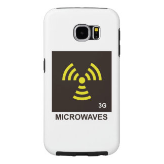 Microwaves 3G Samsung Galaxy S6 Case