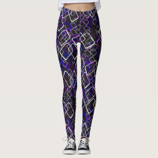 Mid Centry Mod Crazy Leggings