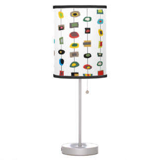 Mid-Century Inspired Lamps