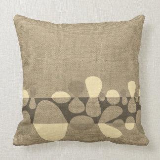 Mid-Century Modern Accent Pillow