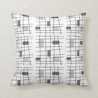 Mid Century Modern Accent Pillow