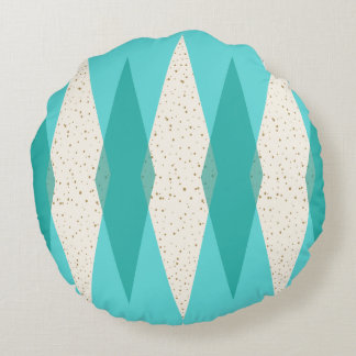 Mid Century Modern Round Pillow : Mid Century Modern Pillows - Mid Century Modern Throw Pillows Zazzle