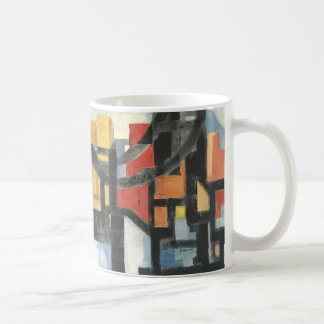 Mid-Century Modern Bridge, 1967 Coffee Mug