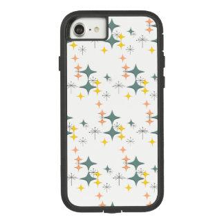 Mid Century Modern Eames Atomic Starbursts Custom Case-Mate Tough Extreme iPhone 8/7 Case