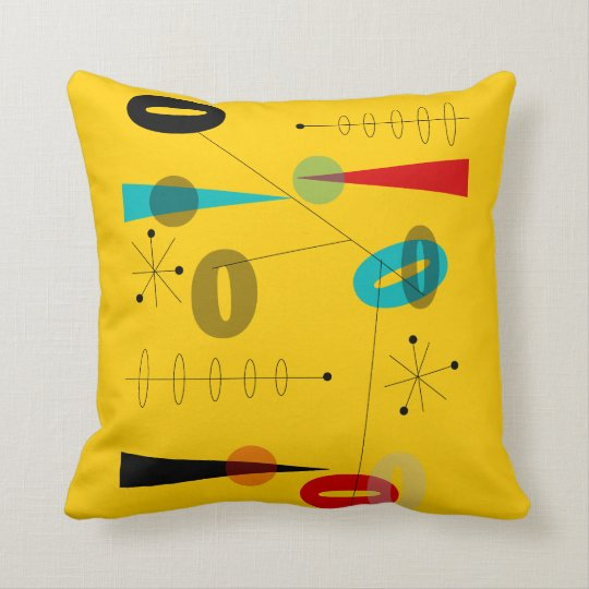 Mid-Century Modern Inspired Pillow #39