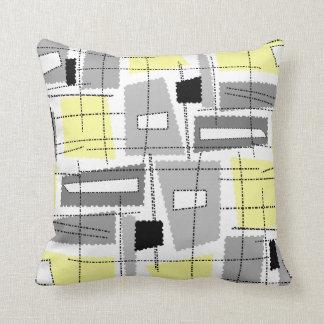 Mid-Century Modern Inspired Pillow #744