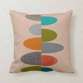 Mid-Century Modern Pillow Ovals Pattern #61