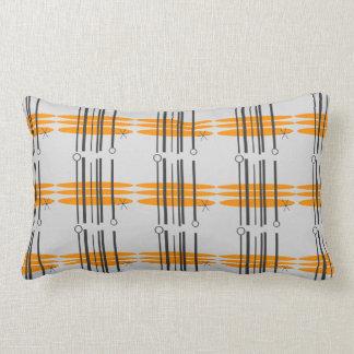 Mid Century Modern Print Throw Pillows