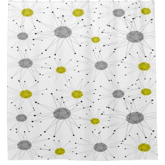 Mid-Century Modern Starburst Pattern
