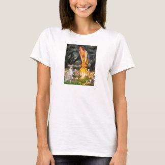 Mid Eve - Italian Greyhound 5 T-Shirt