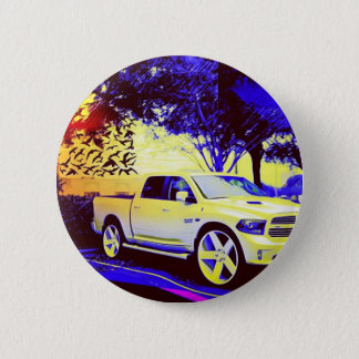 MID-KNIGHT TRUCK STOP 2 INCH ROUND BUTTON
