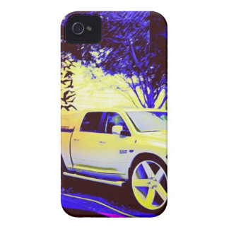 MID-KNIGHT TRUCK STOP iPhone 4 COVER