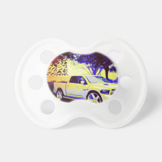 MID-KNIGHT TRUCK STOP PACIFIER