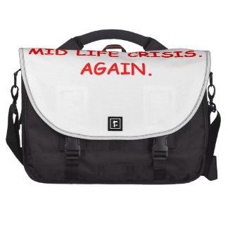 mid life crisis computer bag