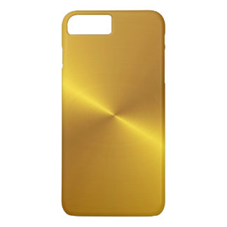 Midas Golden Touch Brilliant Gold Design iPhone 8 Plus/7 Plus Case