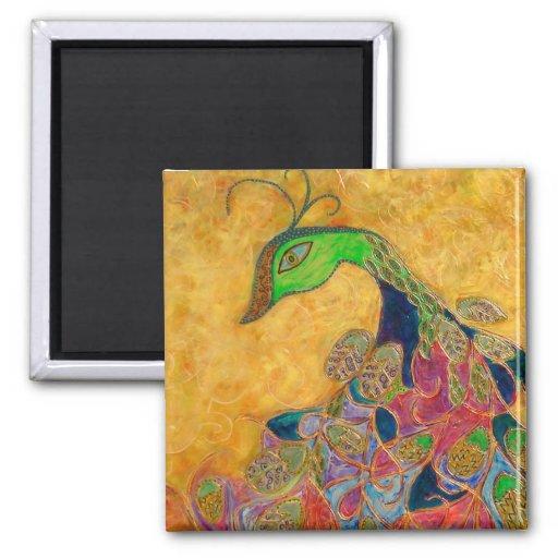 midas (painting) magnet