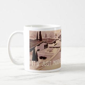 Midcentury Modern Architecture Coffee Mug