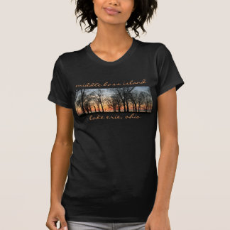 Middle Bass Panorama for women T-Shirt