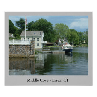Middle Cove Poster