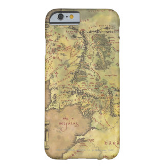 MIDDLE EARTH™ #2 Map Barely There iPhone 6 Case