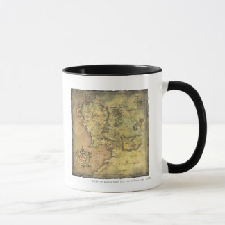 MIDDLE EARTH™ #2 Map Mug