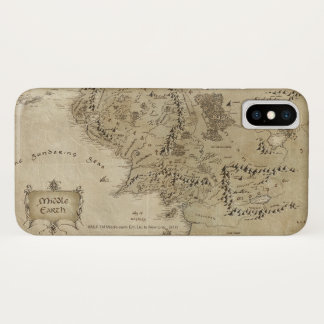 MIDDLE EARTH™ iPhone X CASE