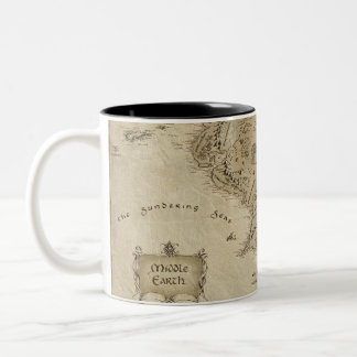 MIDDLE EARTH™ Two-Tone COFFEE MUG