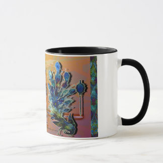 Middle Eastern Design Mug 1