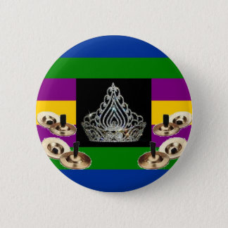 Middle-Eastern Diva Pride 2 Inch Round Button