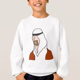Middle Eastern man Sweatshirt
