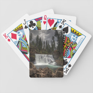 MIDDLE FALLS 3 POKER DECK