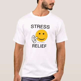 Middle Finger Stress Relief Shirt