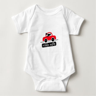 Middle Mutts Clothing Baby Bodysuit