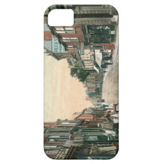 Middle Street, Driffield (1900) Mobile Phone Case