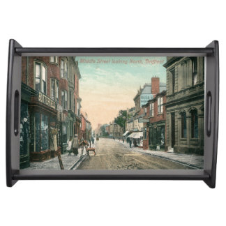 Middle Street, Driffield (1900) Serving Tray
