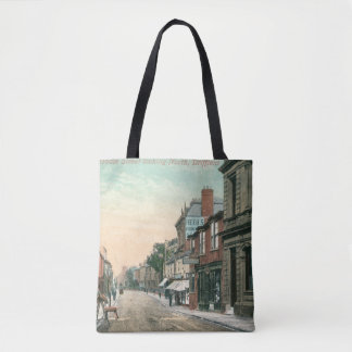 Middle Street, Driffield (1900) Tote Bag