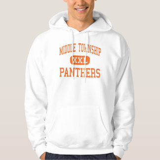 Middle Township - Panthers - Cape May Court House Hoodie